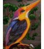 Oriental kingfisher