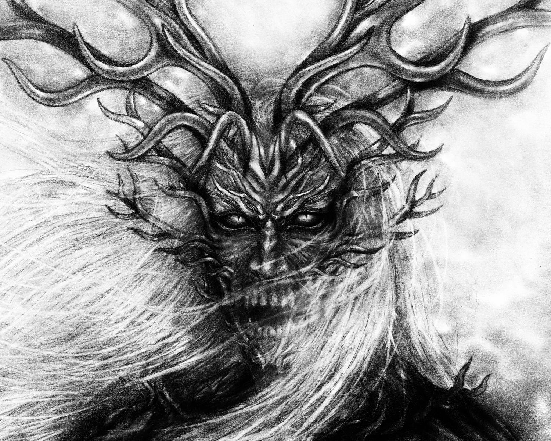 Seiryuu - demon mode