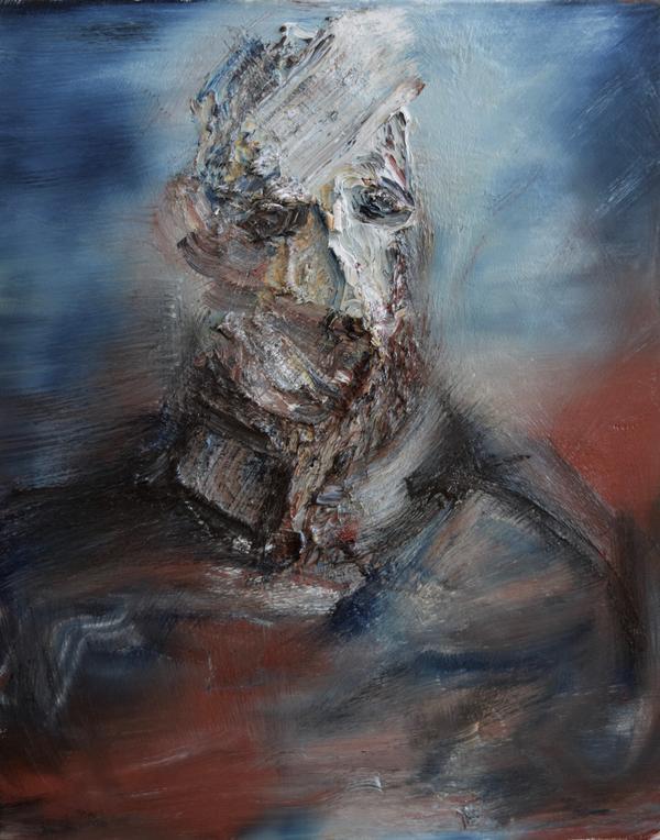 The Broken Soldier by Gary Bastien